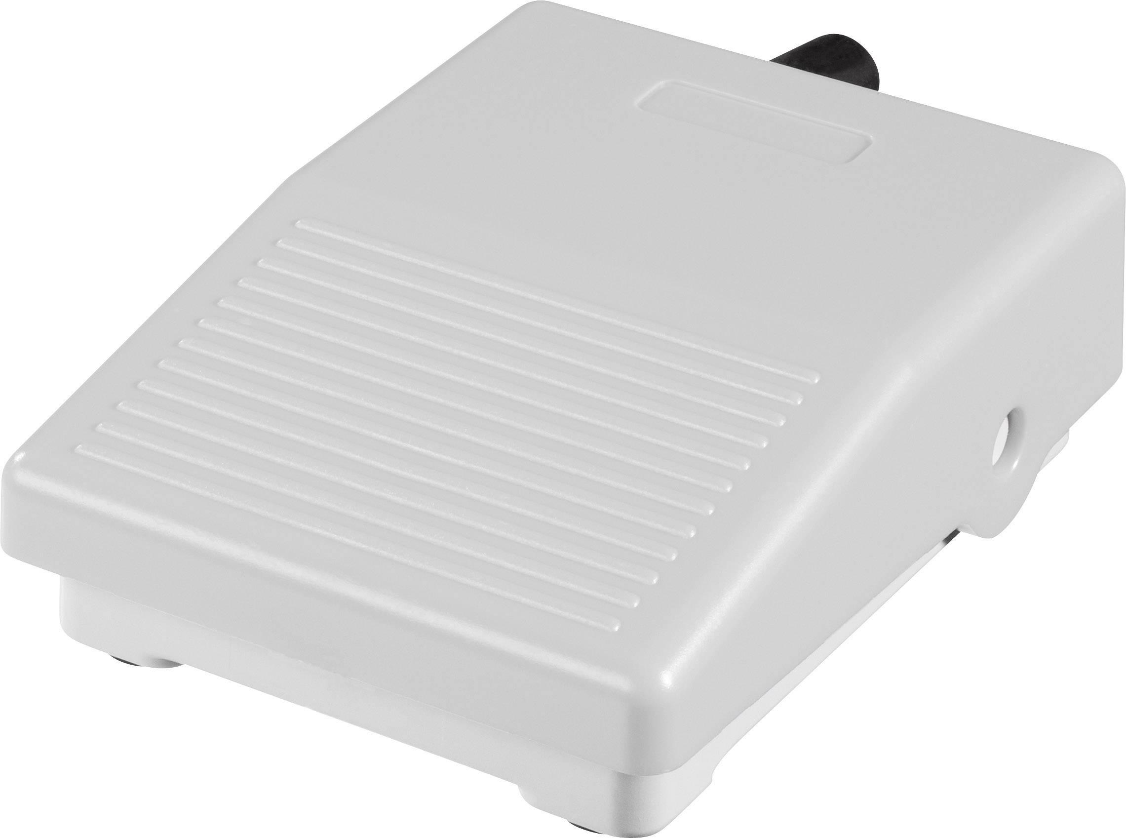 Nožné / ručné tlačidlo ABB IPM2G, 250 V/AC, 3 A, 1 prepínací, 1 pedál , IP40, 1 ks