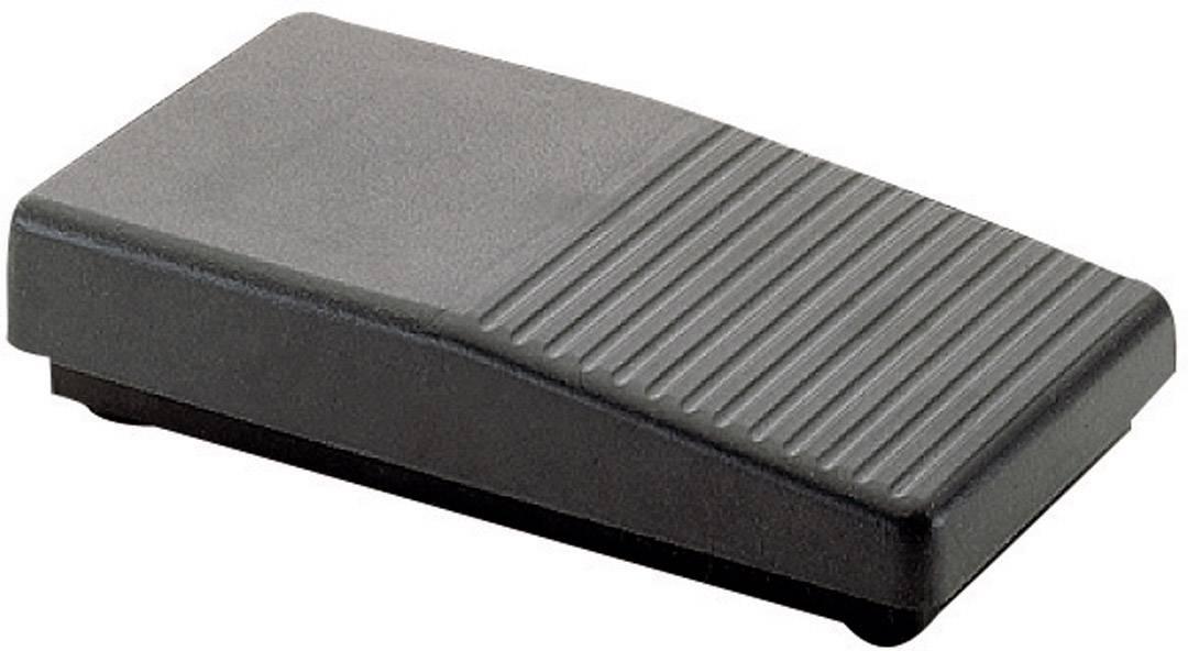Nožní spínač Marquardt 2410.0301, 6 (2,5) A, 6 A, černá, polyamid, M20