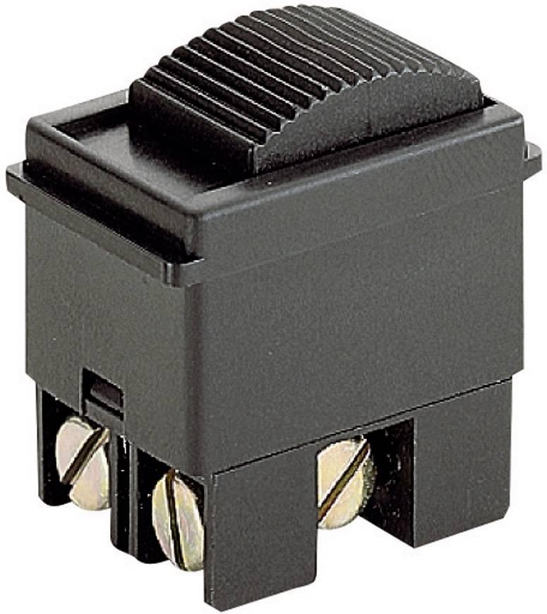 Přepínač Marquardt 1205.0101, 250 V/AC 10 A , 2 x On/On