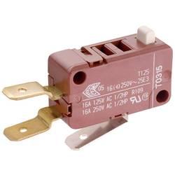 Mikrospínač s klopným mechanismem série 1080