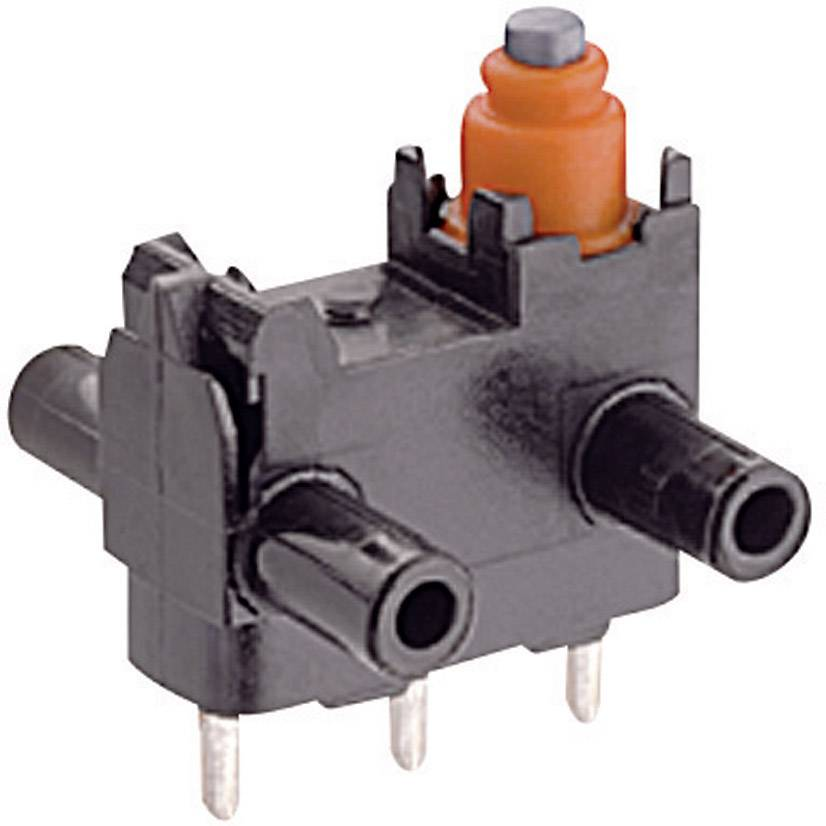 Mikrospínač - rovná páka Marquardt 1065.5005, 30 V/DC, 0.1 A, IP67