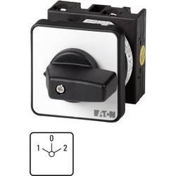 Silový vypínač Eaton T0-3-8212/E, 20 A, 690 V 2 x 60 °, šedá, černá, 1 ks