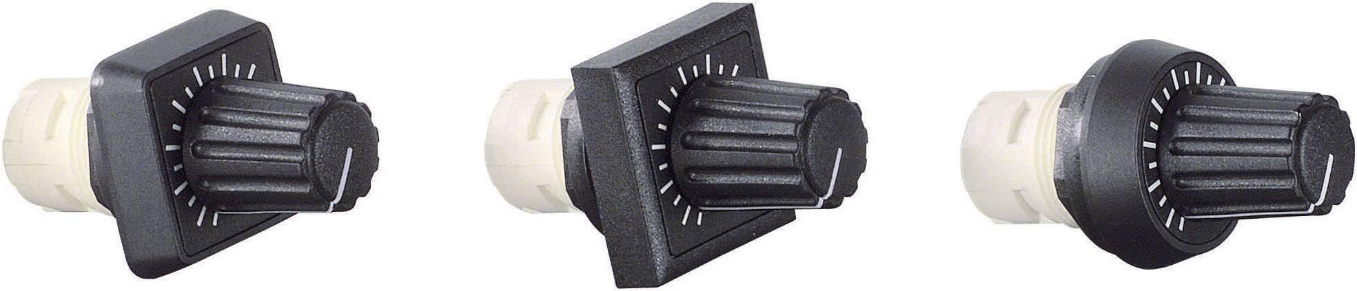 Otočný ovladač potenciometru RAFI 1.30077.041