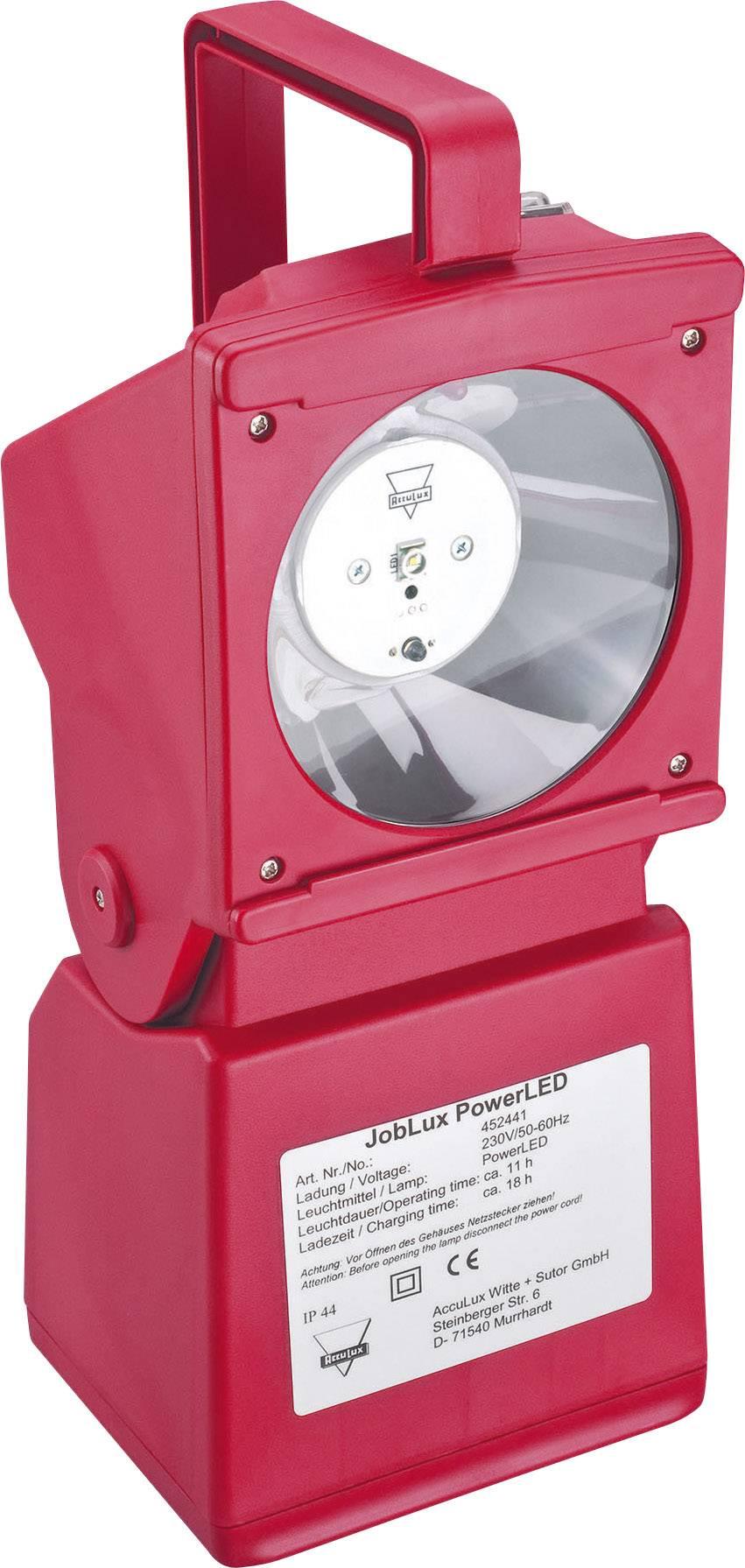 AccuLux 452441, signálna červená