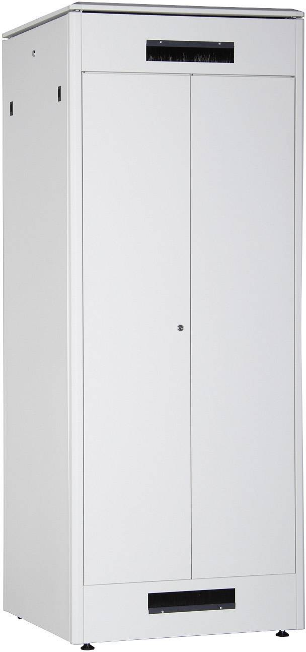 "10"" skříň pro datové sítě Digitus Professional DN-22U 19-8/8-1 DN-19 22u-8/8-1, 22 U, světle šedá"