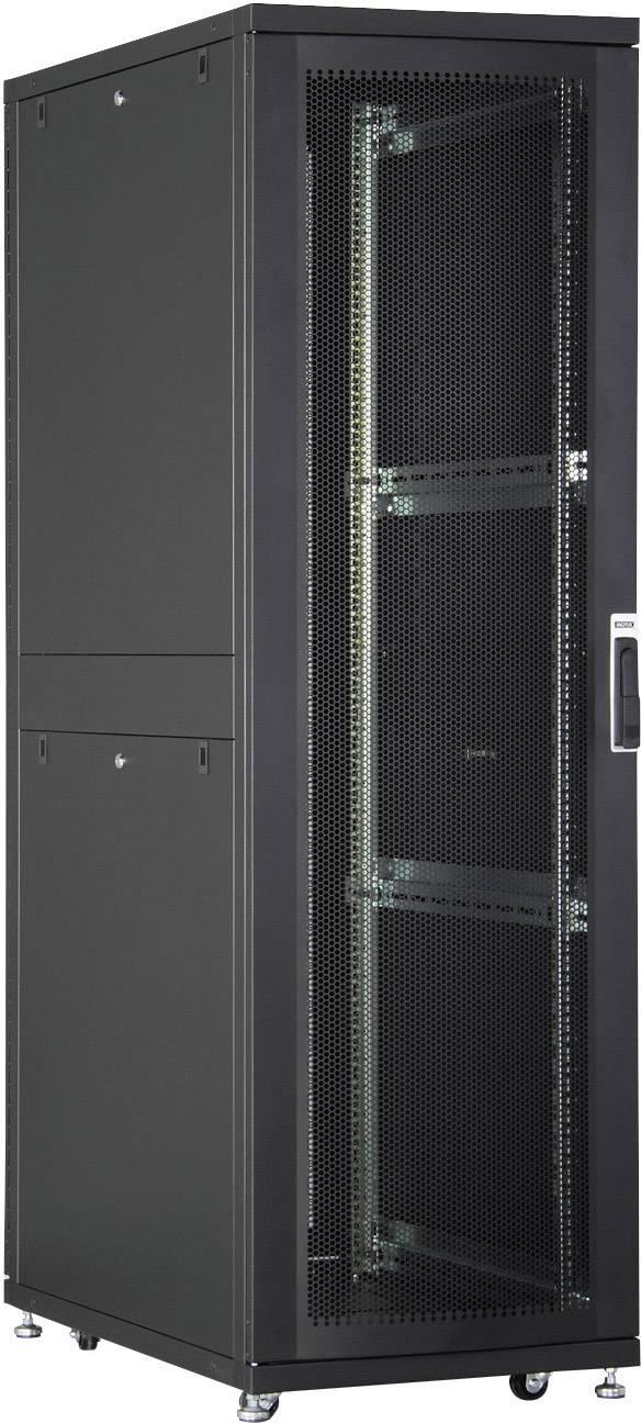 """19"""" serverová skříň Digitus Professional DN-19 SRV-42U-B-1 DN-19 SRV-42U-B-1, 42 U, černá (RAL 9005)"""