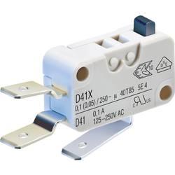 Mikrospínač ZF D459-V3AA, 250 V/AC, 16 A