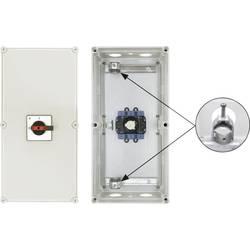 Servisní vypínač odblokovatelný Kraus & Naimer KG160 T103/D-A066 STM, 1 x 90 °, černá, 1 ks