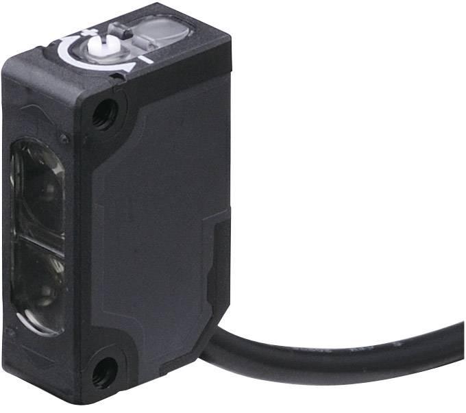 Reflexní optická závora Idec SA1E-PP1-SET, kabel 1 m, dosah 0,1 - 2,5 m, polarizovaná