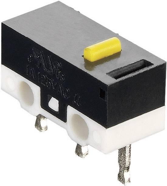 Mikrospínač Hartmann MDB1 05C01C01A, 125 V/AC, 3 A