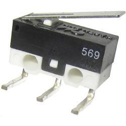 Mikrospínač Hartmann MDB1 05C01C03D, 125 V/AC, 3 A