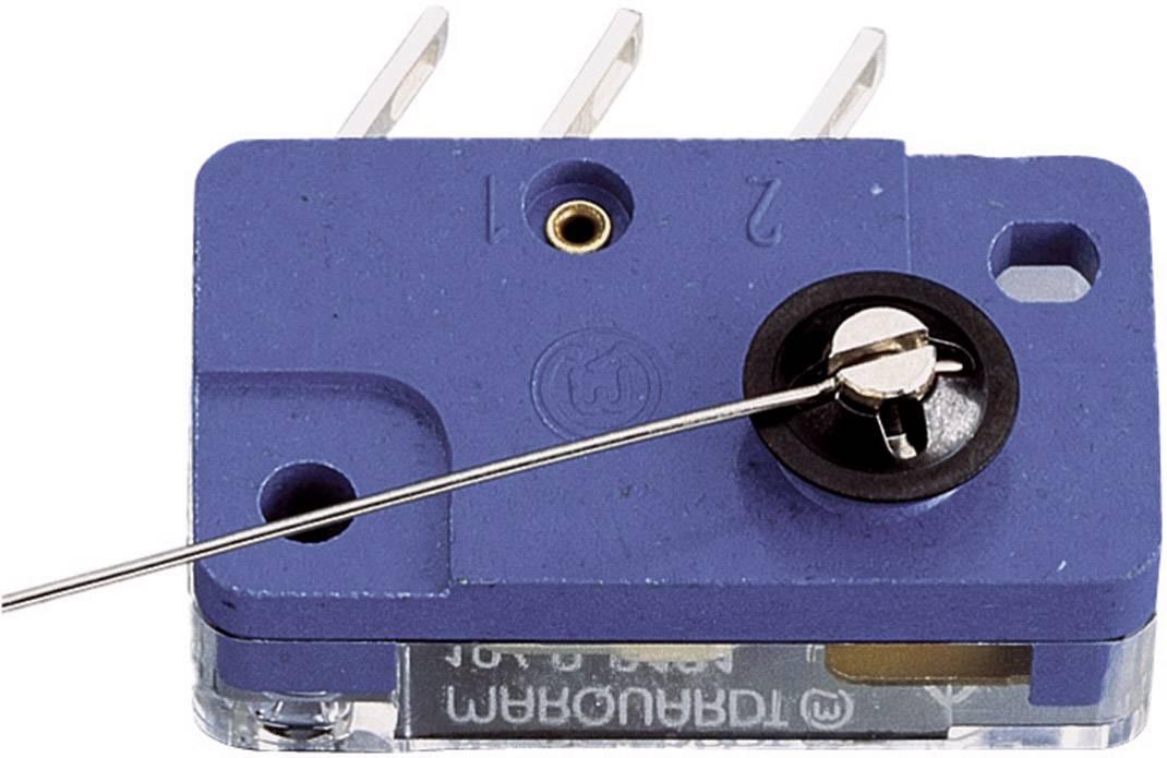 Mikrospínač Marquardt 1040.0111, 250 V/AC, 4 A