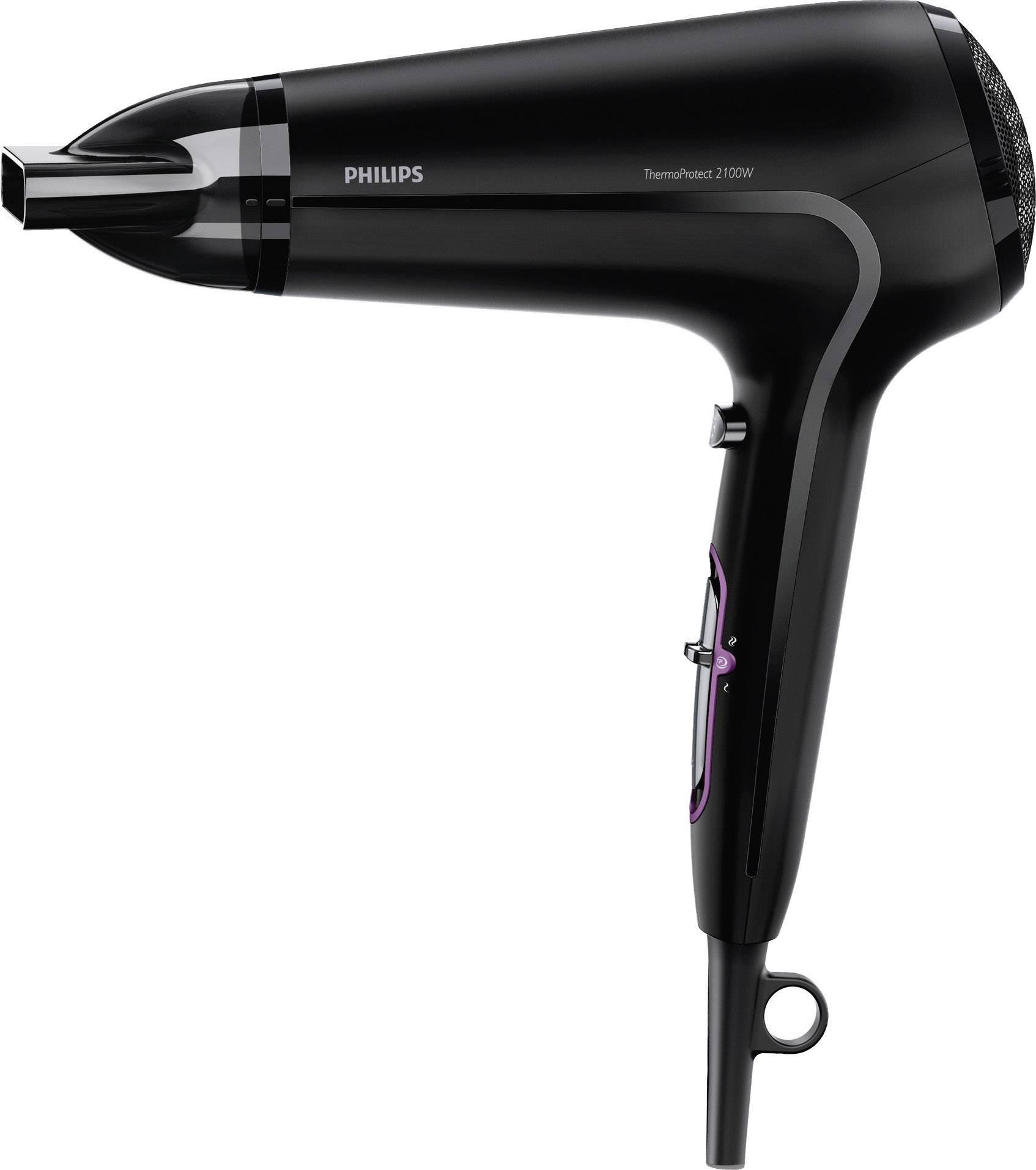 Fén Philips HP8230/00, 2100 W, čierna (matná)