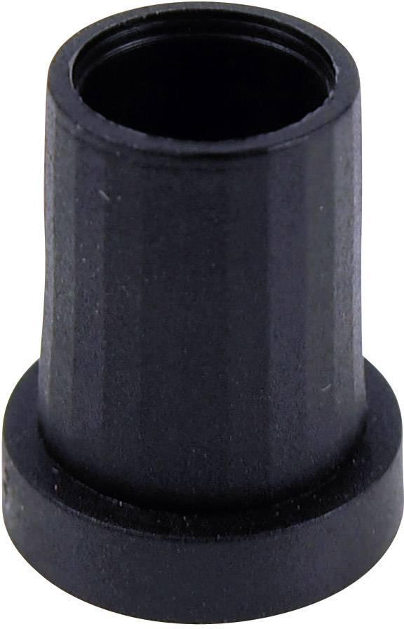 Otočný knoflík Cliff CL17094, pro sérii K85, 6 mm, černá