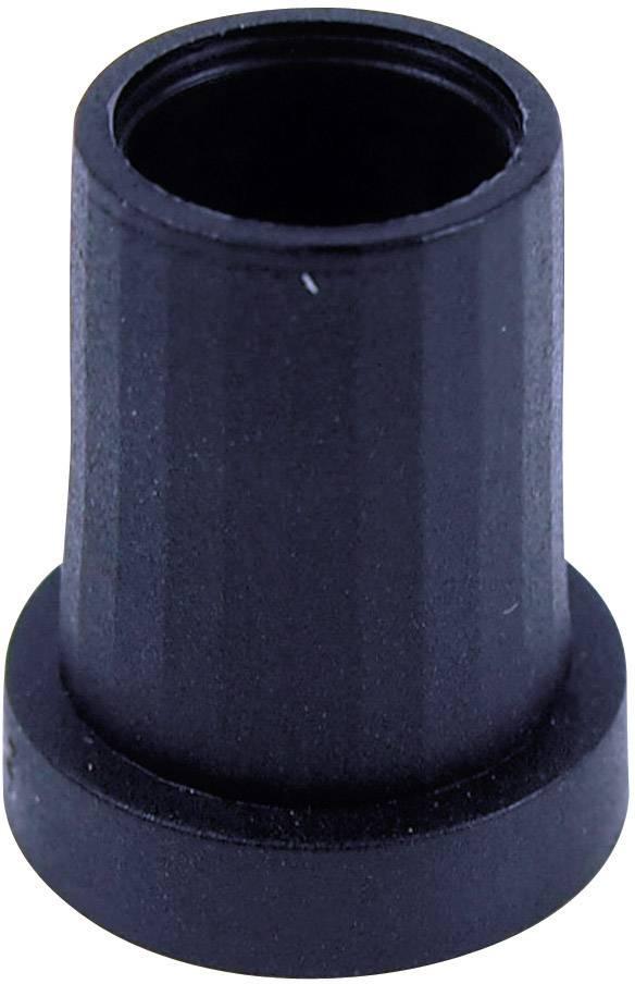 Otočný knoflík Cliff CL17097, pro sérii K85, 6 mm, černá