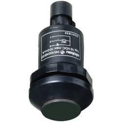 Tlačítko Elobau 145000AB-BK, 48 V DC/AC, 0,5 A, 1x vyp/(zap)