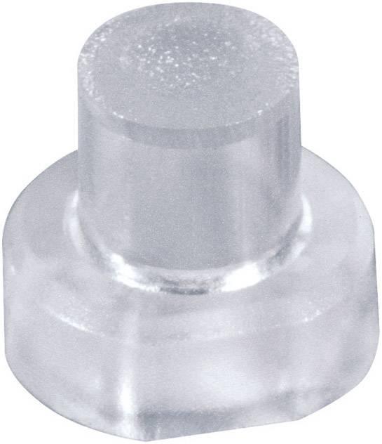 Krytka tlačidla MEC 1S11-19.0, priehľadná, 1 ks