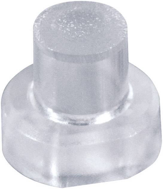 Krytka tlačidla MEC 1S11-22.5, priehľadná, 1 ks