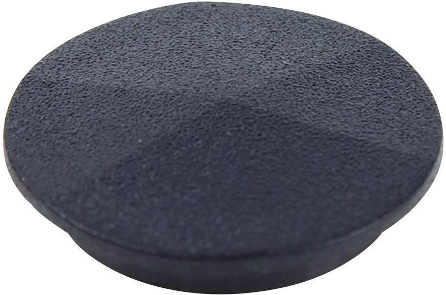 Krytka na otočný knoflík Cliff CL177751, pro sérii K12, černá