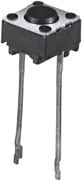 Stláčacie tlačidlo Namae Electronics JTP-1280, 12 V/DC, 0.05 A, 1 ks