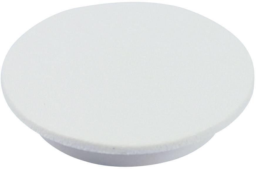Krytka na otočný knoflík Cliff CL177752, pro sérii K12, bílá