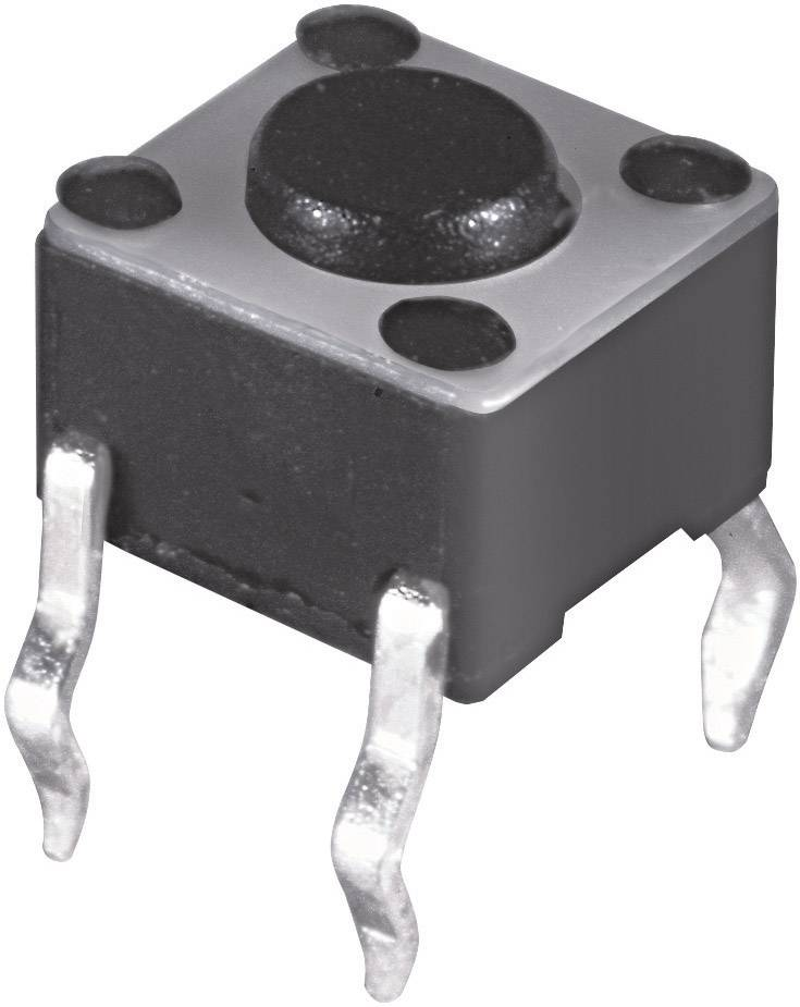 Stláčacie tlačidlo Namae Electronics JTP-1130, 12 V/DC, 0.05 A, 1 ks