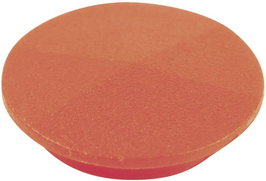 Krytka na otočný knoflík Cliff CL177755, pro sérii K12, oranžová
