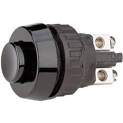 Tlačidlo RAFI 110001001.0507, 250 V/AC, 0.7 A, zelená, 1 ks
