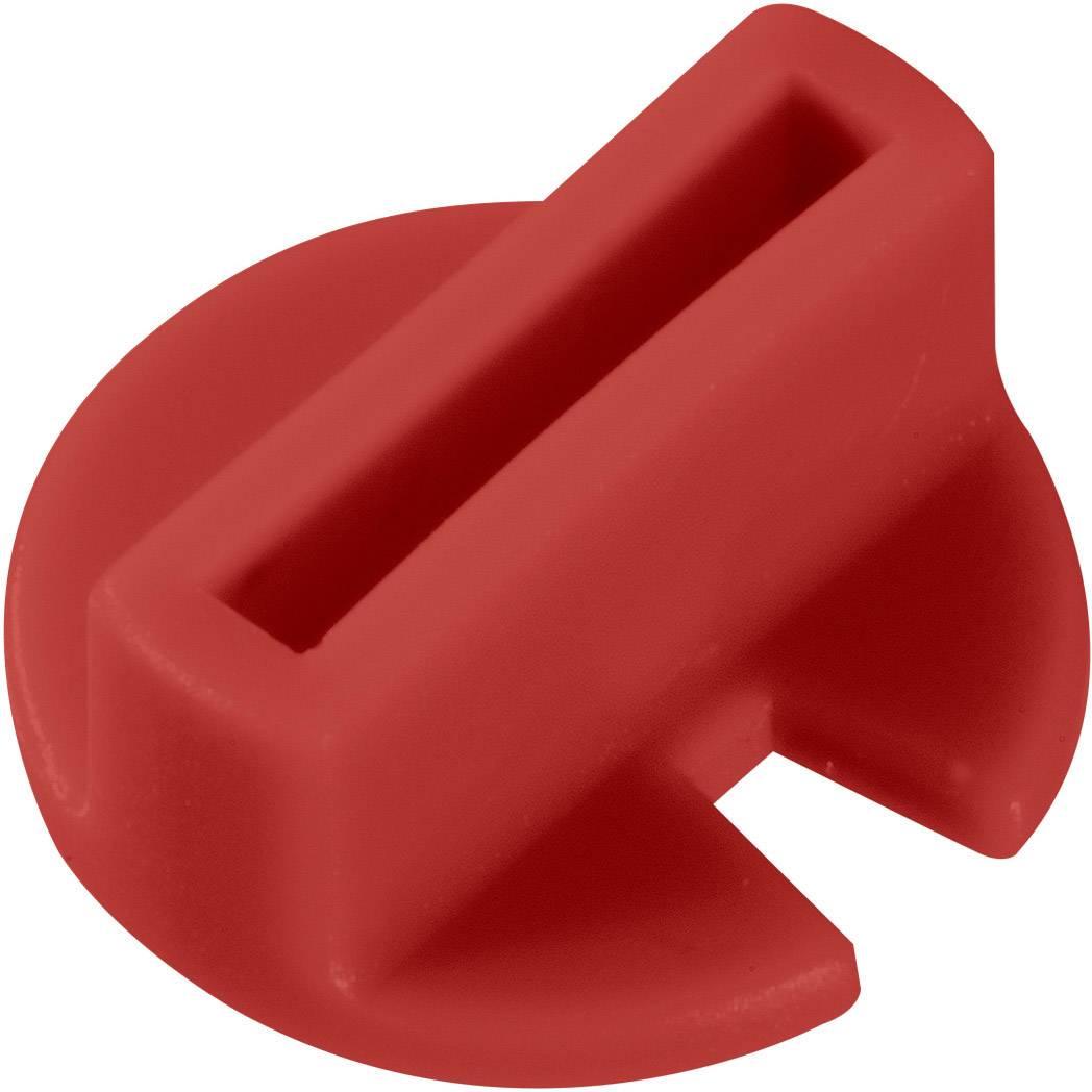 Segmentové radiace koliesko pre otočné kódovacie prepínače Hartmann SR-PT65 9,5/4,4, červená, 1 ks