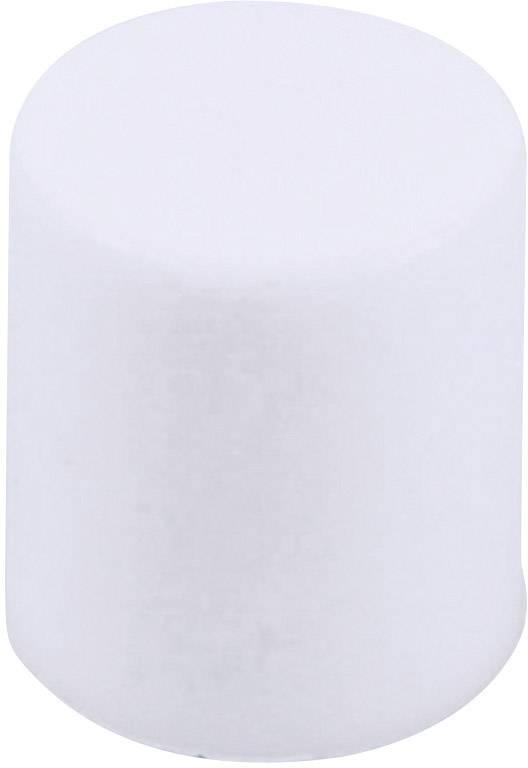 Krytka tlačítka Cliff CP3405, 4/6 mm, bílá