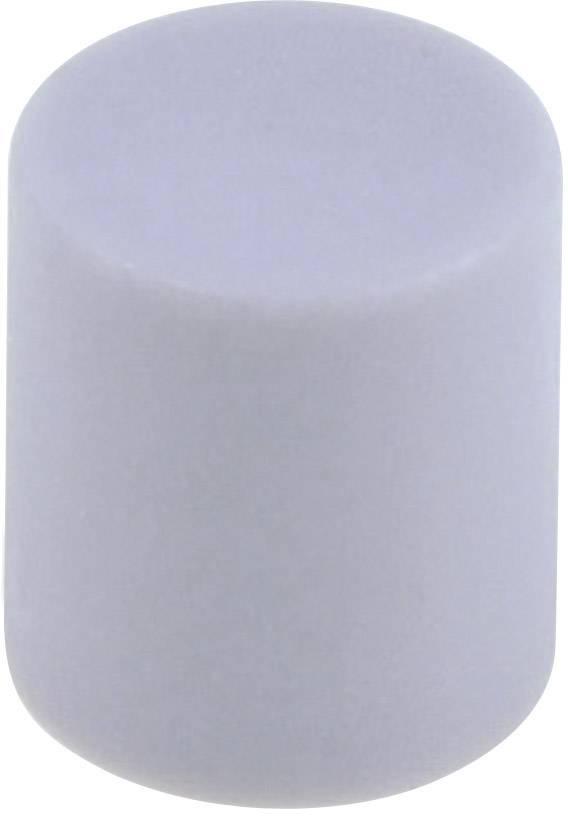 Krytka tlačítka Cliff CP3410, 4/6 mm, šedá