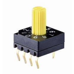 Kódovací přepínač do DPS Knitter-Switch DRS 4016