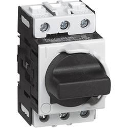 Odpínač BACO BA0174305 BA0174305, 63 A, 1 x 90 °, sivá, čierna, 1 ks
