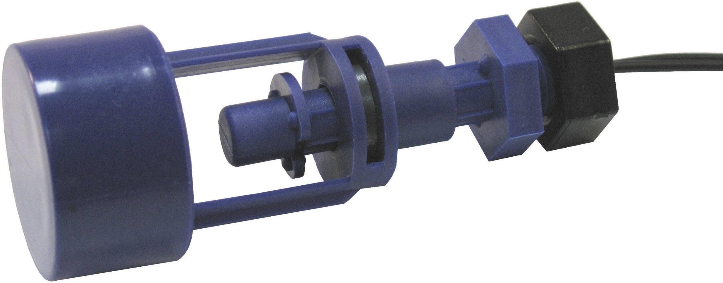 Plovákový spínač Binsack 1068/7-A013 (16913), 250 V/AC, 1 A, 0.5 m, modrá