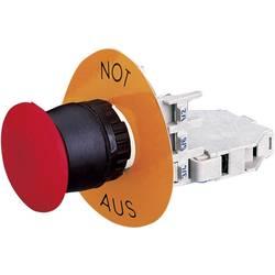 Núdzový vypínač RAFI 9.201190010301, 400 V/AC, 7.5 A