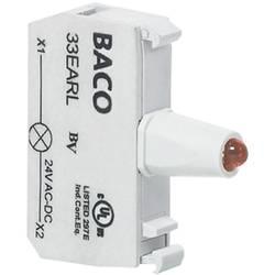 LED element BACO BA33EABL, modrá, 12 V/DC, 24 V/DC, 1 ks