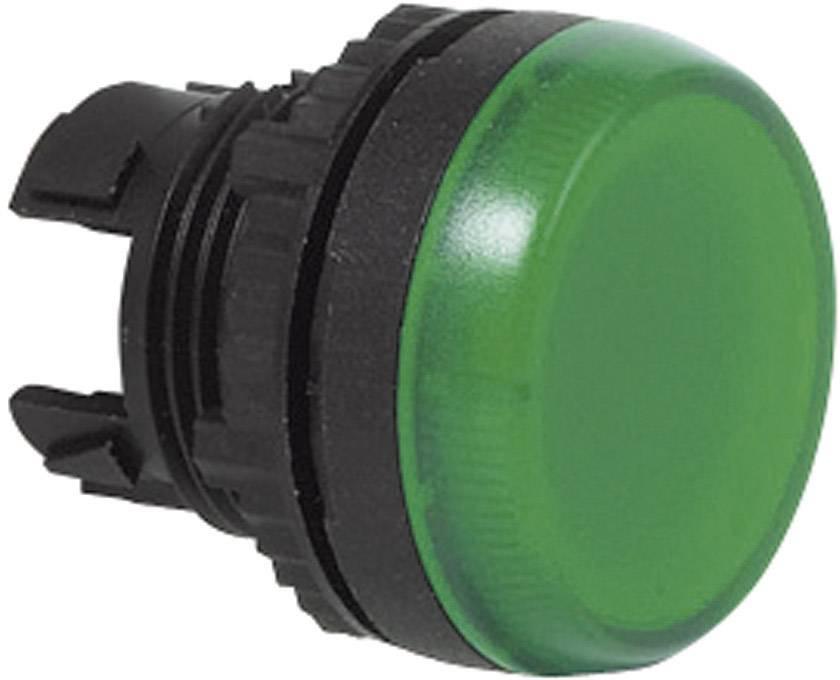 Signalizačné svetlá BACO 224162, plastový predný prstenec, zelená, 1 ks
