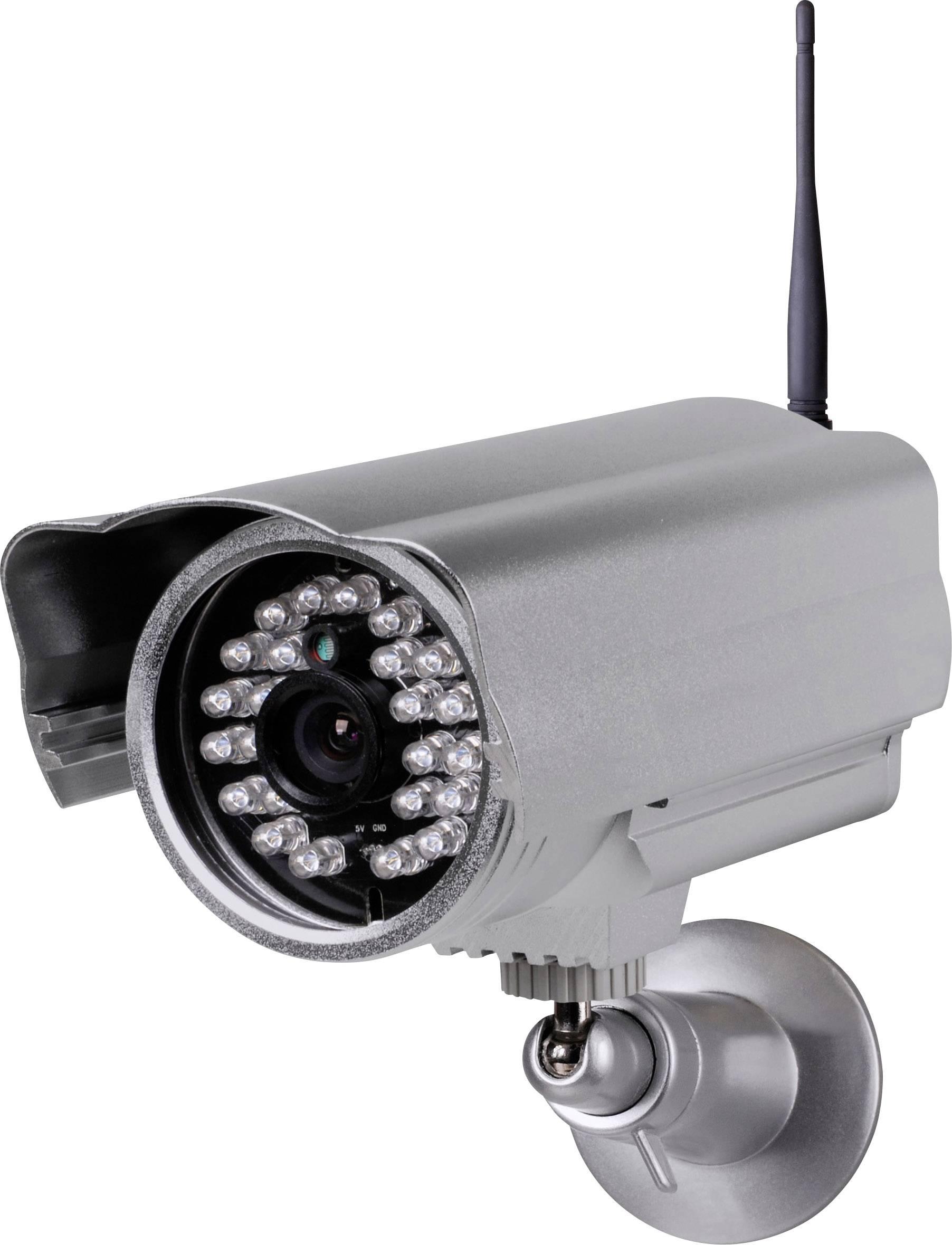 Bezpečnostní kamera Smartwares C903IP.2 SW, Wi-Fi, 640 x 480 pix