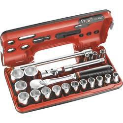 """Súprava nástrčných kľúčov Facom SL.DBOX1, 1/2"""" (12.5 mm), 20-dielna"""