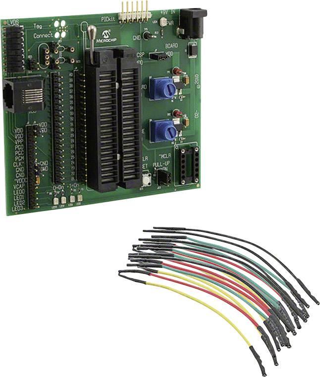 Programovací deska Microchip Technology AC162049-2