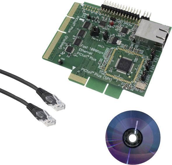 Základná sada PICtail Microchip Technology AC164132