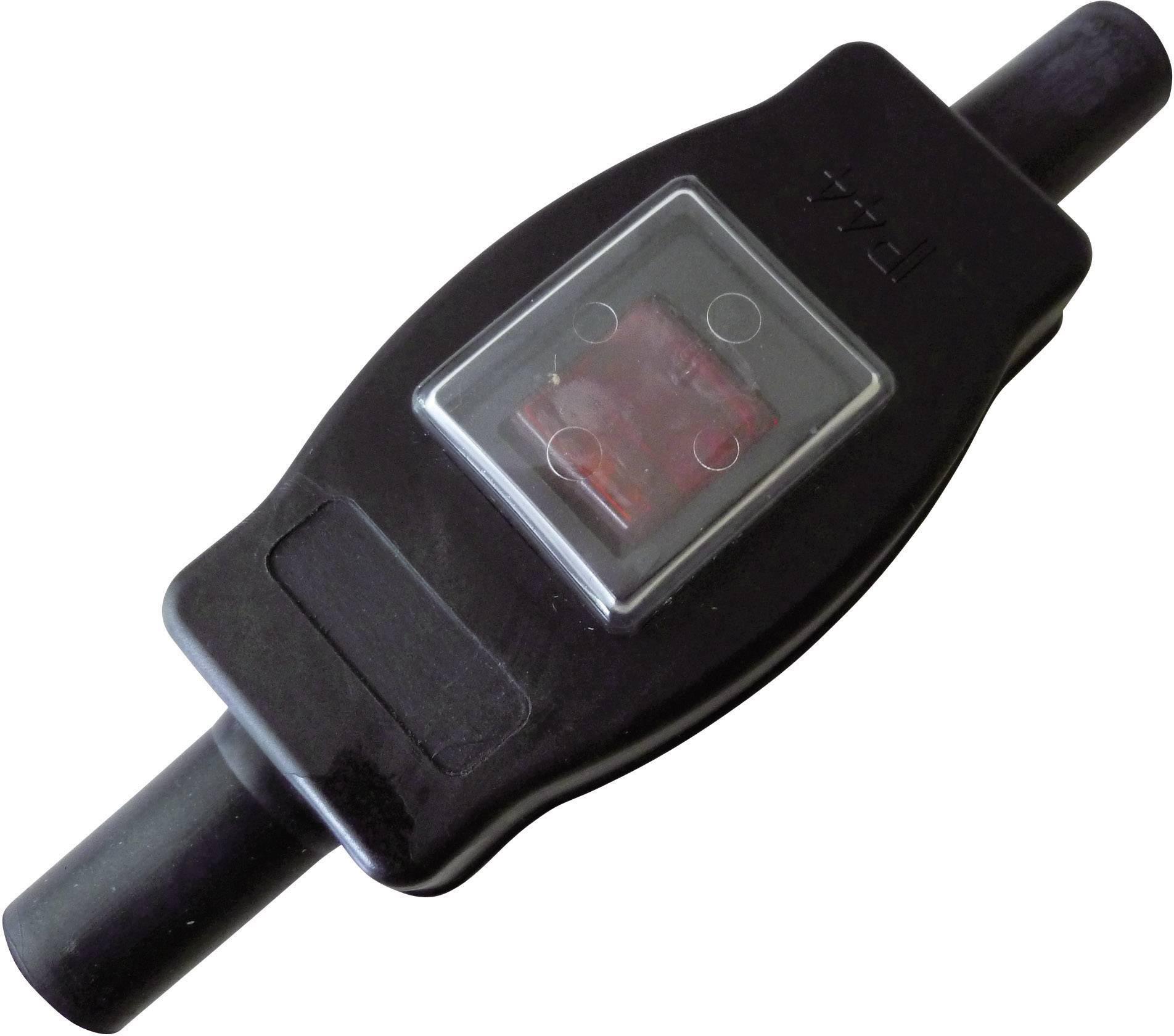 Šnúrový spínač interBär 9002-004.01, 16 A, 1 ks