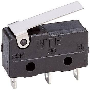 Mikrospínač SL 4NW1, 250 V/AC, 2.5 A