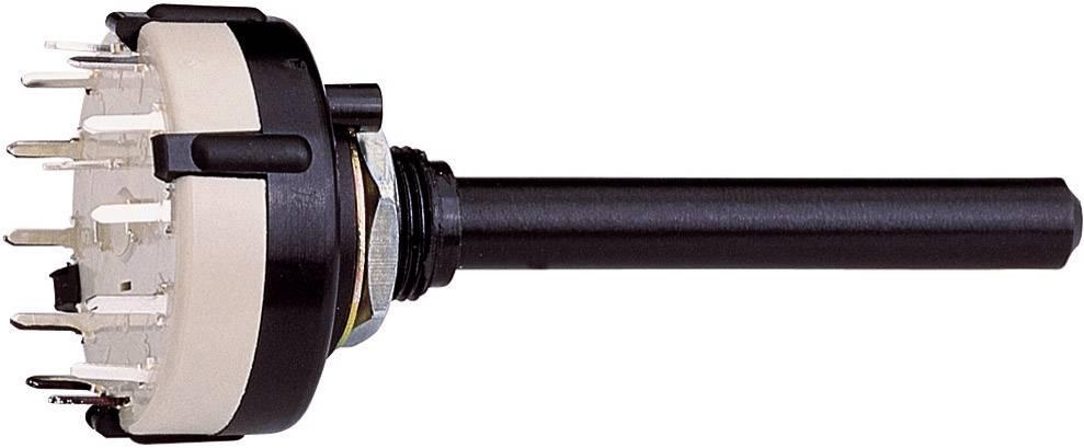 Otočný přepínač Lorlin CK-1051, 4 x 30 °