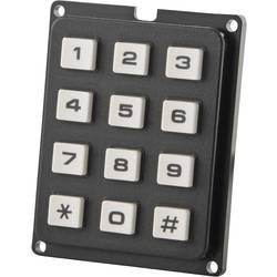 Tlačidlová klávesnica 3 x 4 TRU COMPONENTS 1 ks