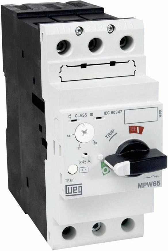 Ochrana motoru na DIN lištu WEG MPW65-3-U065 (10306746)