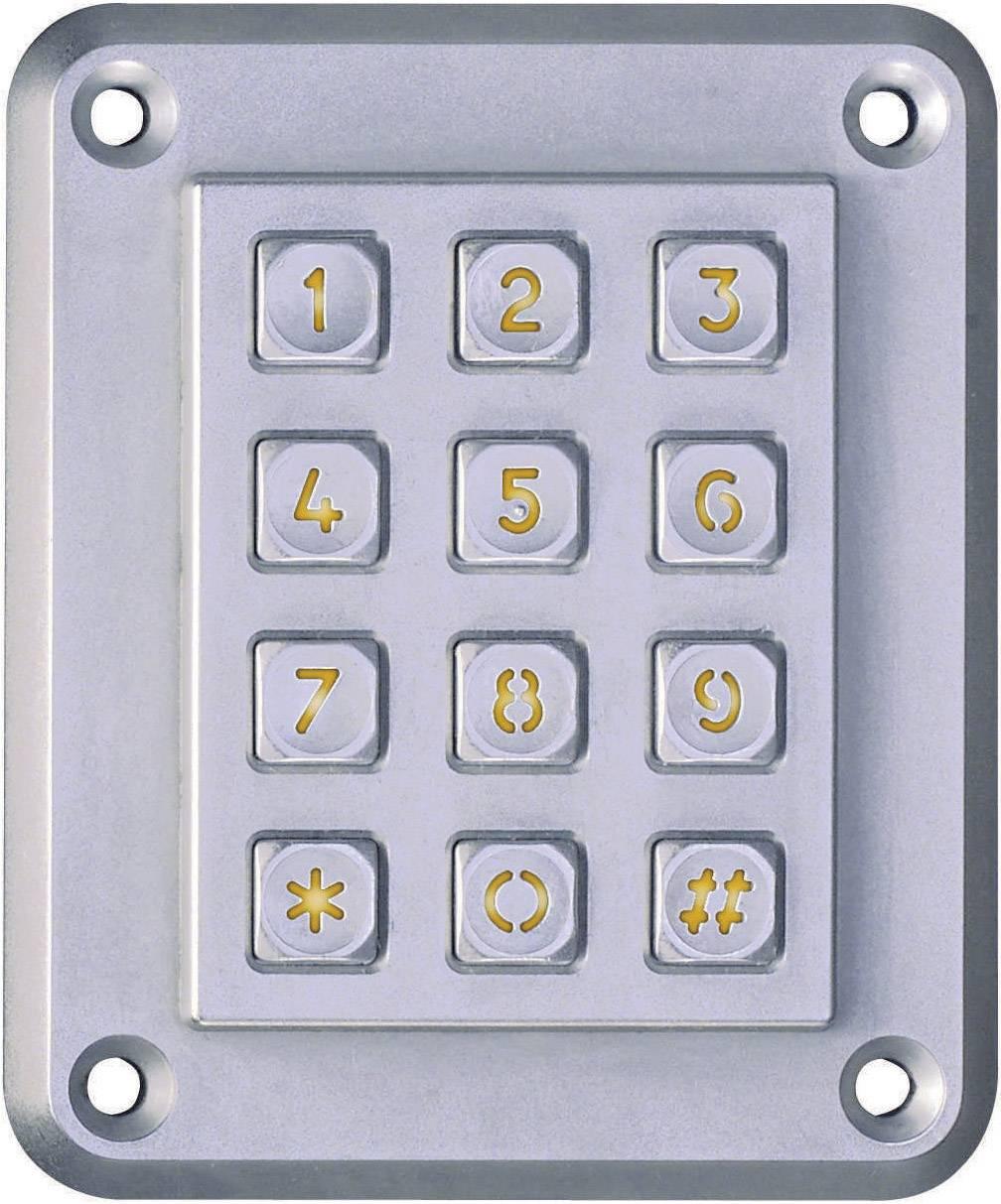 Tlačítková klávesnice EAO Secme S 12 150 141