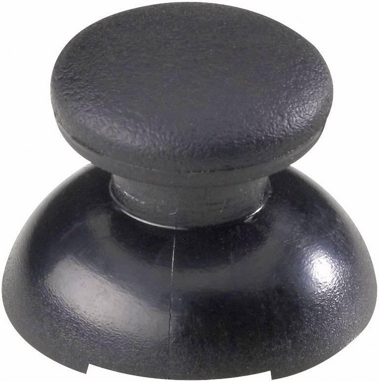 Tlačítko Joystick Soft Touch, černá