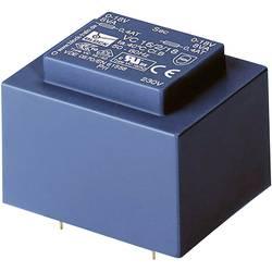 Transformátor do DPS Block EI 42/14,8, 230 V/15 V, 333 mA, 5 VA