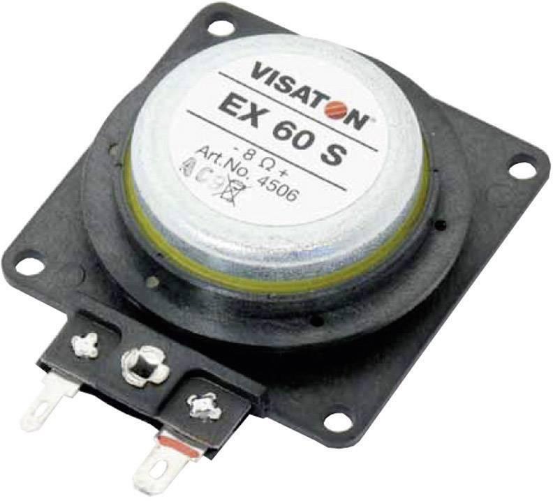Elektrodynamický budič, EX 60 S